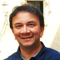 portrait of Vik Chaudhary