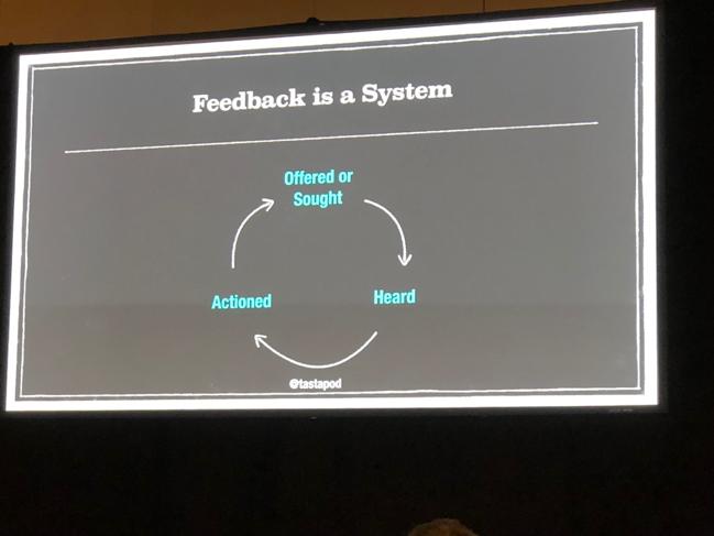 Feedback is a System - Atlassian Summit Barcelona