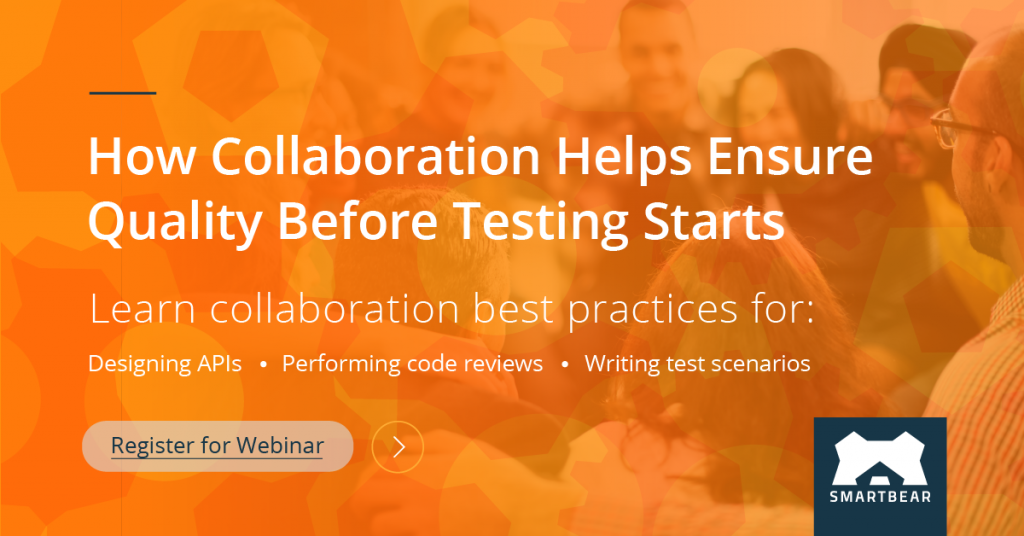 Collaboration Webinar SmartBear