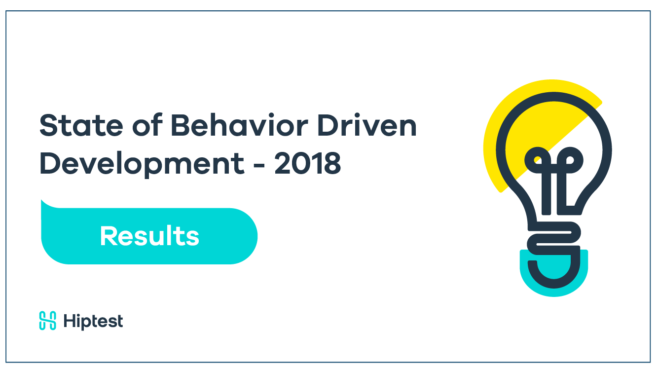 State of BDD results 2018