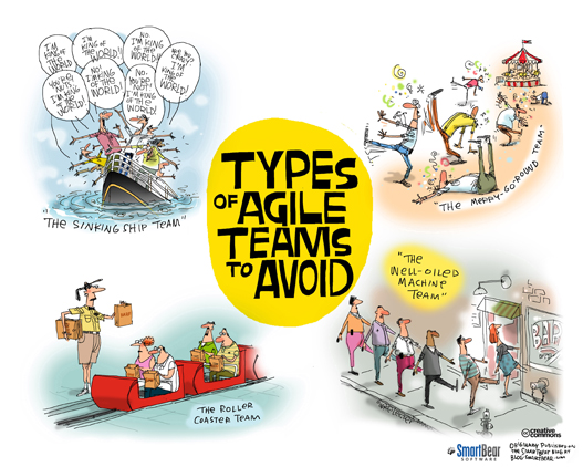 What Agile Teams Should Avoid in 2012