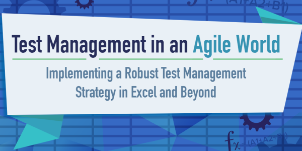 Agile Test Management Post - Twitter