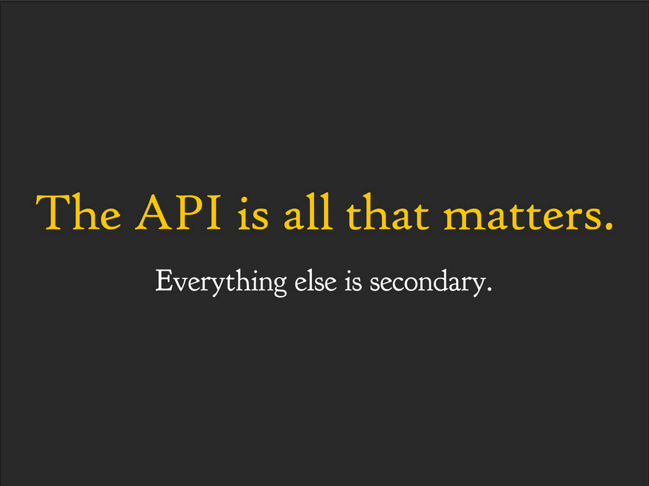 API Documentation Matters More than Performance and