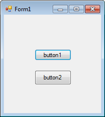 Object mapping buttons