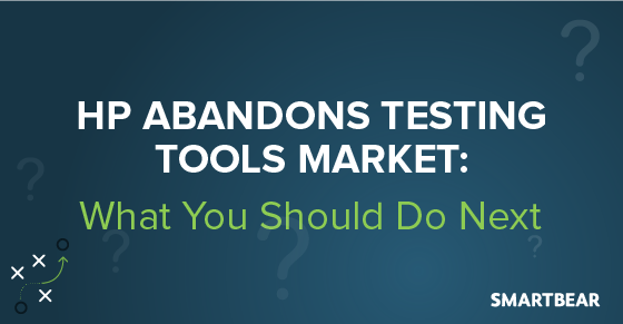 HP Abandons Testing Tools Market: What You Should Do Next