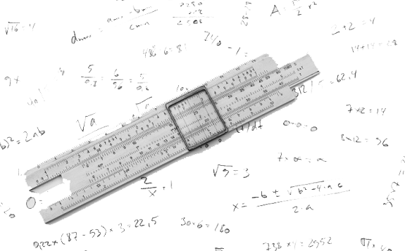 manage the magnitude and other developer lessons from slide rules