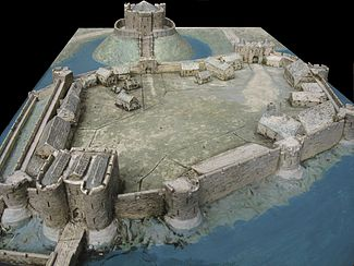 york_castle_diorama