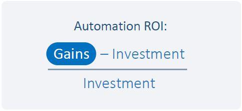 automated testing roi 2