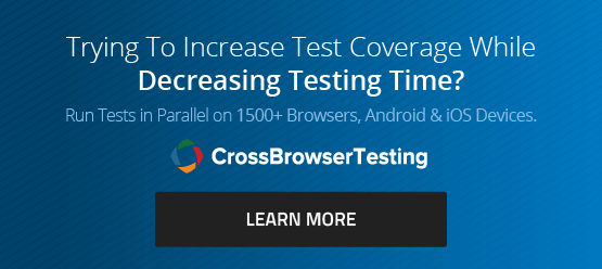 Try CrossBrowserTesting