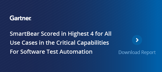 Critical Capabilities for Software Test Automation 2018