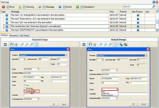 automate desktop application