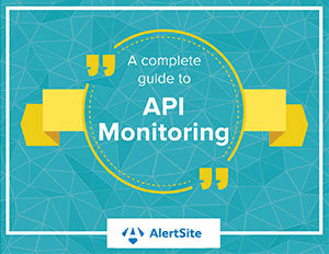 Monitor your APIs