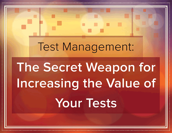Increase the Value of your Software Testing