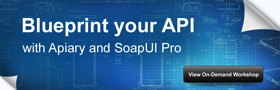 Blueprint your API