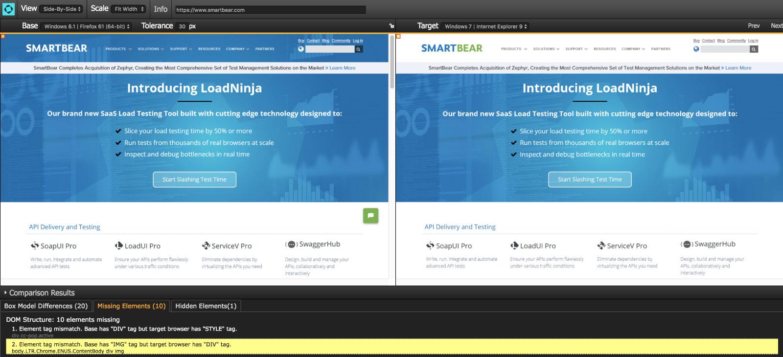 Cross Browser Testing Tool: 1500+ Mobile & Desktop Browsers