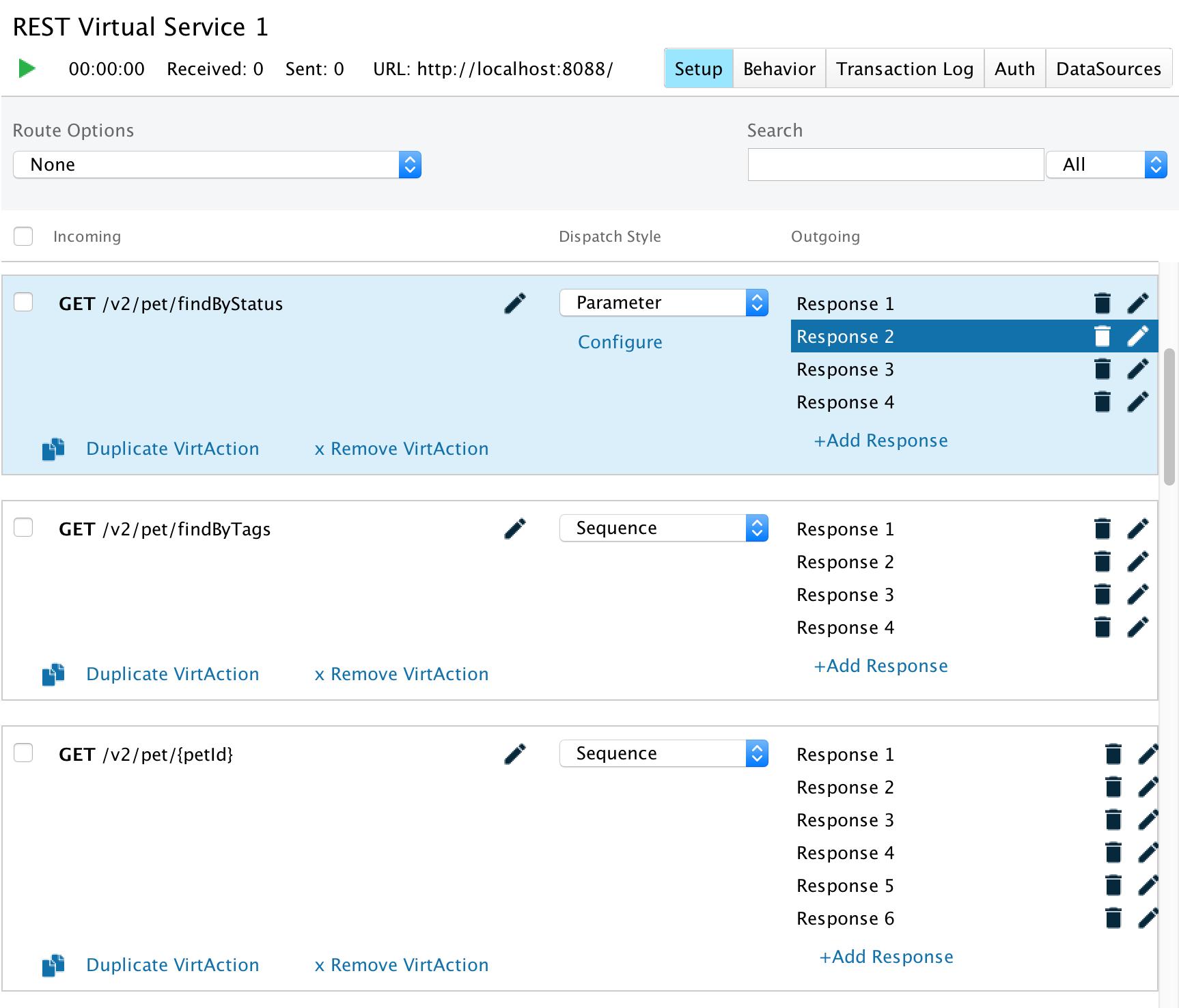 API Mocking and Service Virtualization Tool | ServiceV Pro