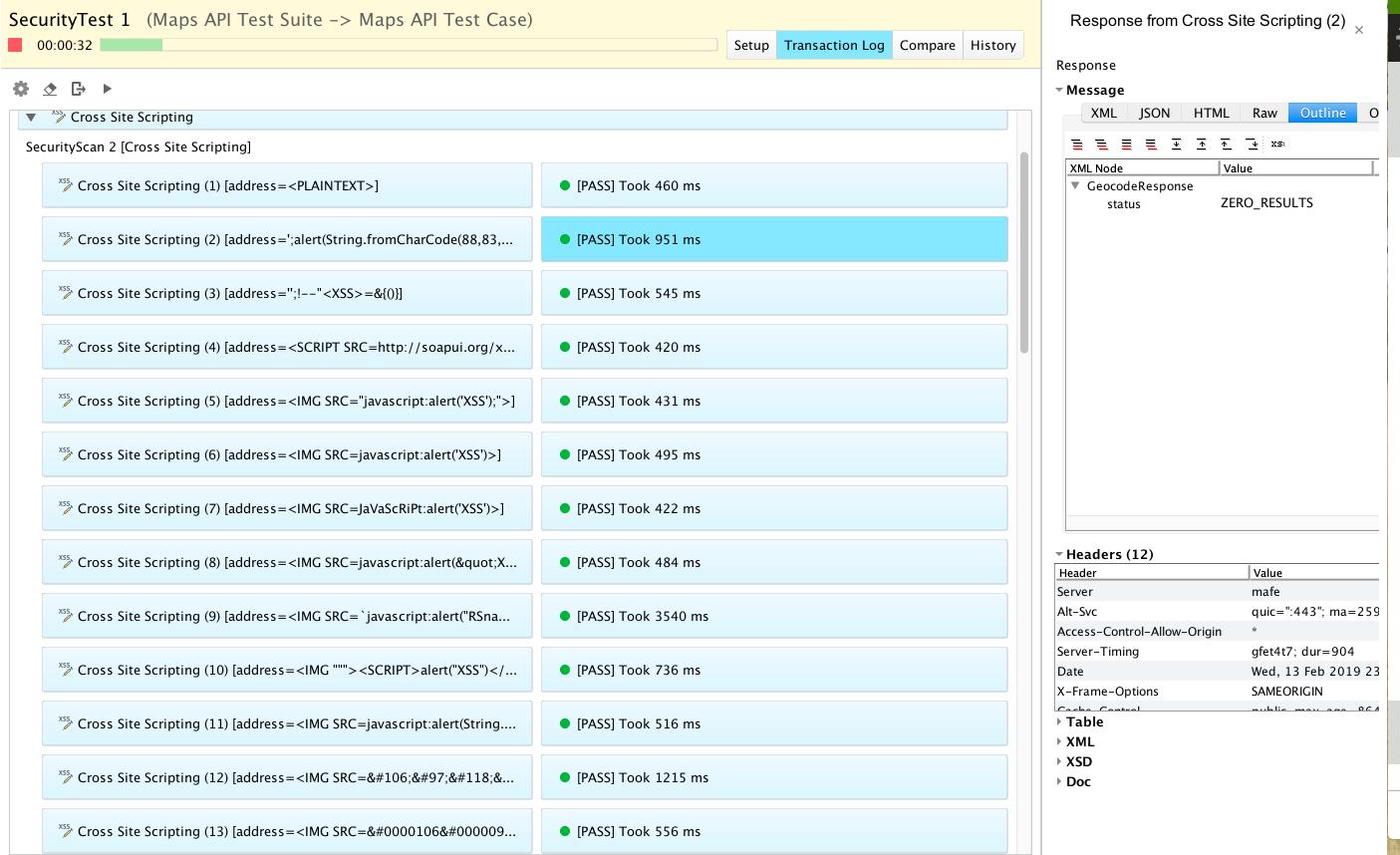 API Security Testing and Scanning   ReadyAPI