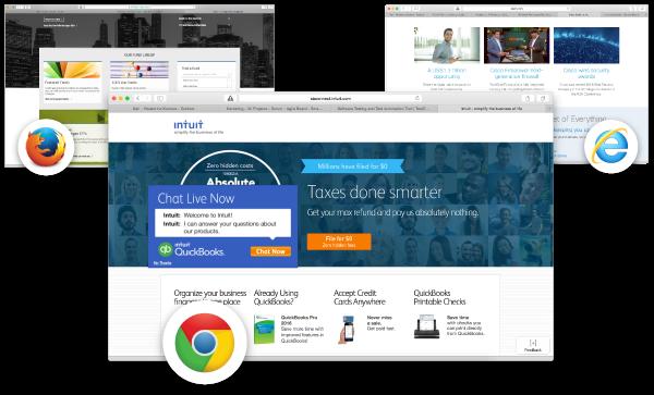 HTML 5 test automation