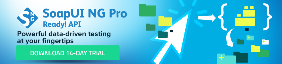 Benefit from the power of data-driven testing with SoapUI NG Pro