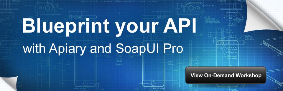 Blueprint your API
