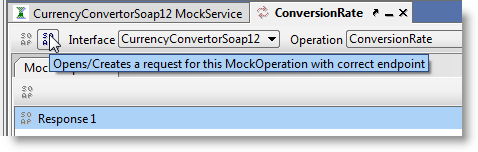 Create Request for Mock