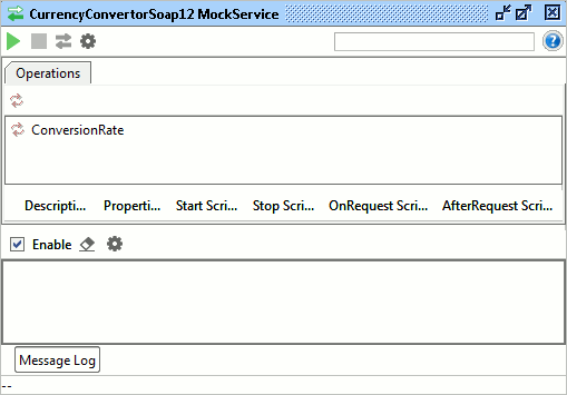 Generated MockService