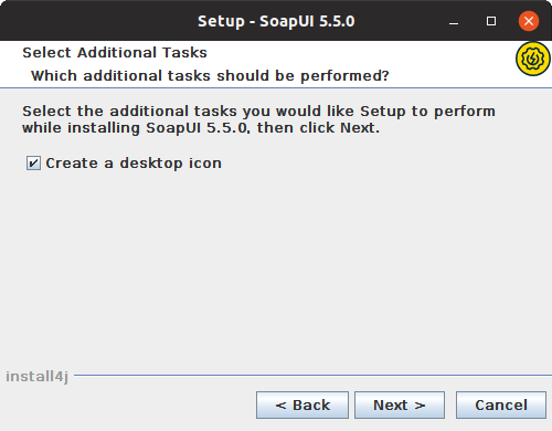 Installing SoapUI on Linux: Creating desktop icon