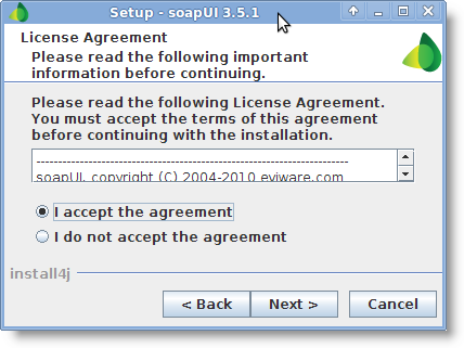 lin-setup-soapui-lic-agreement