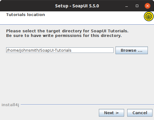 Installing SoapUI on Linux: Install tutorials