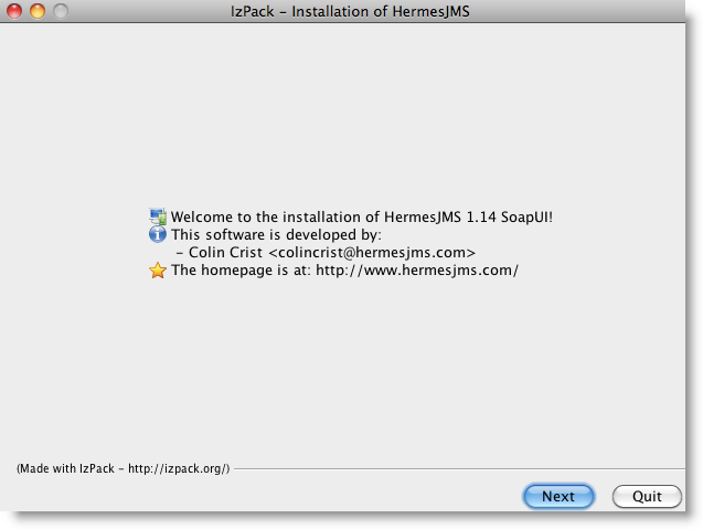 mac-start-hermes-installation