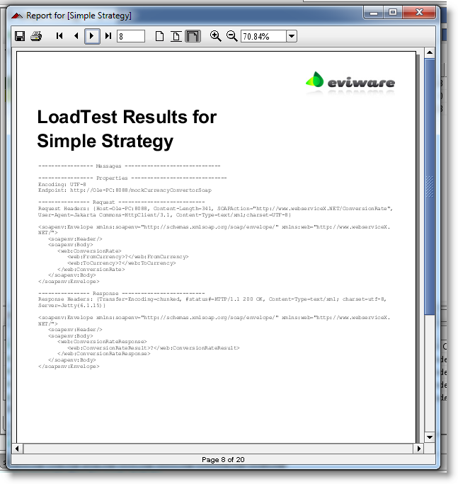 Exporting Data and Statistics | Load Testing