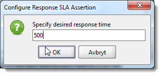 Select assertion