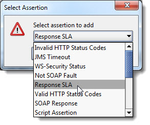Add an assertion to test request