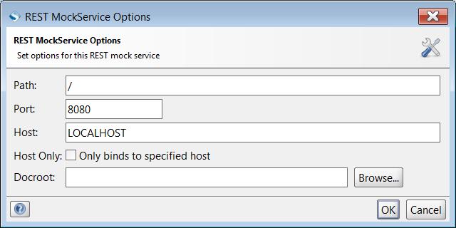 Mock Service Options | REST Mocking