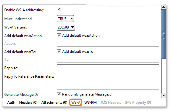 Using WS-Addressing | SOAP and WSDL