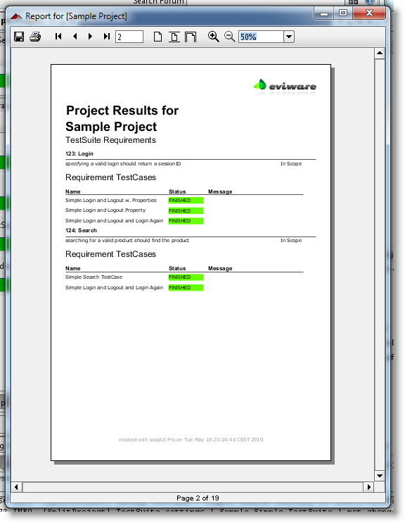 project-requirements-report
