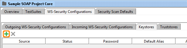 WS-Security (WSS) for API Testing | SoapUI