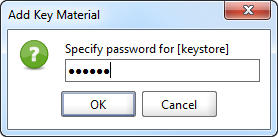KeystorePassword
