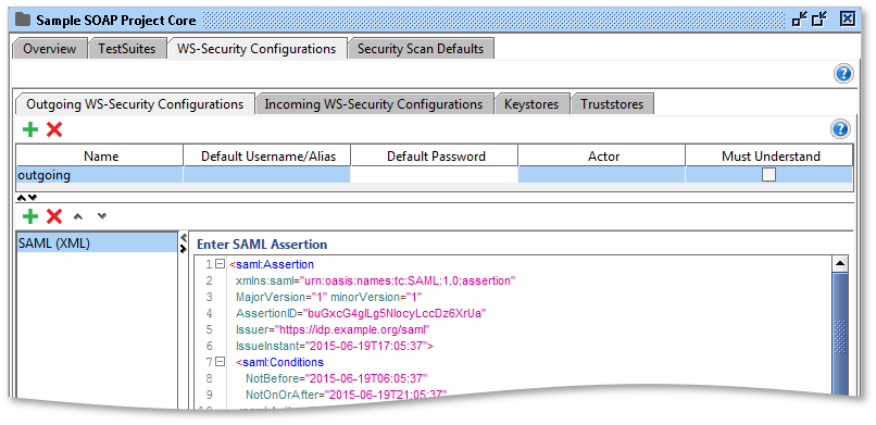 WS-Security (WSS) for API Testing   SoapUI