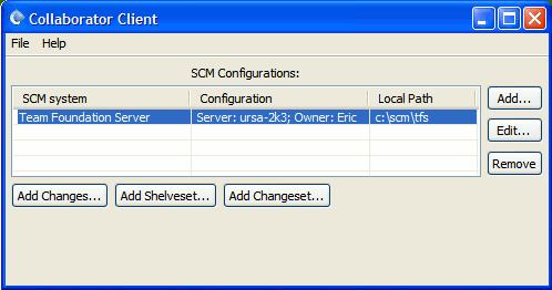 GUI Client