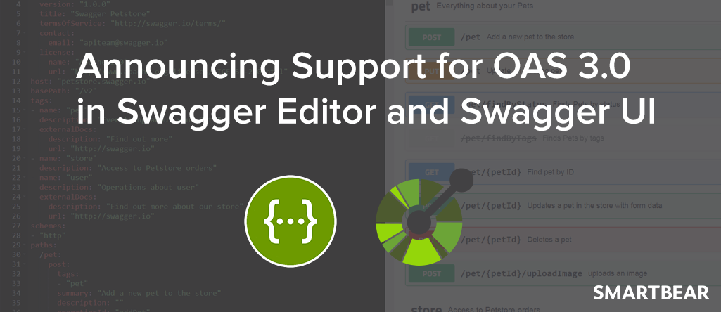 Announcing Support for OAS 3.0 in Swagger Editor and Swagger UI