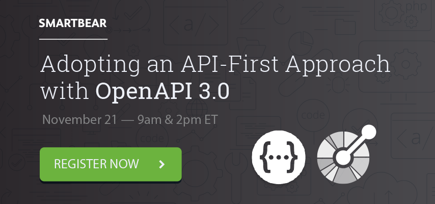 [Webinar] Adopting an API-First Approach with OpenAPI 3.0