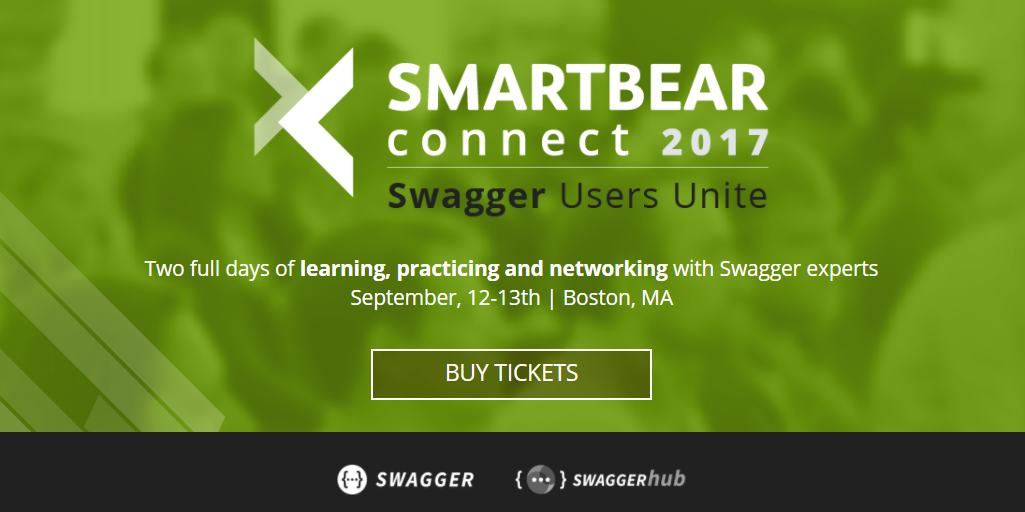 See What's Coming Next for Swagger & OAS 3.0 at SmartBear Connect