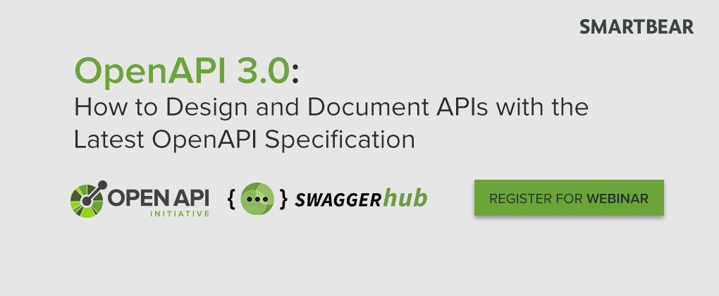 [Free Training] OpenAPI 3.0: How to Design and Document APIs with the Latest OpenAPI Specification