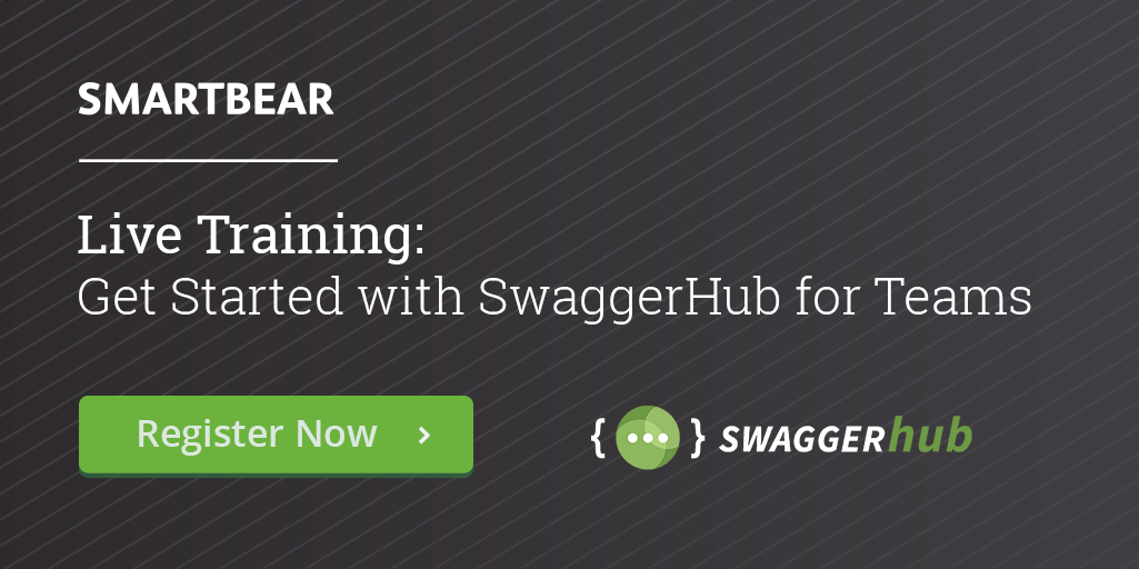 Live Training: Get Started with SwaggerHub for Teams