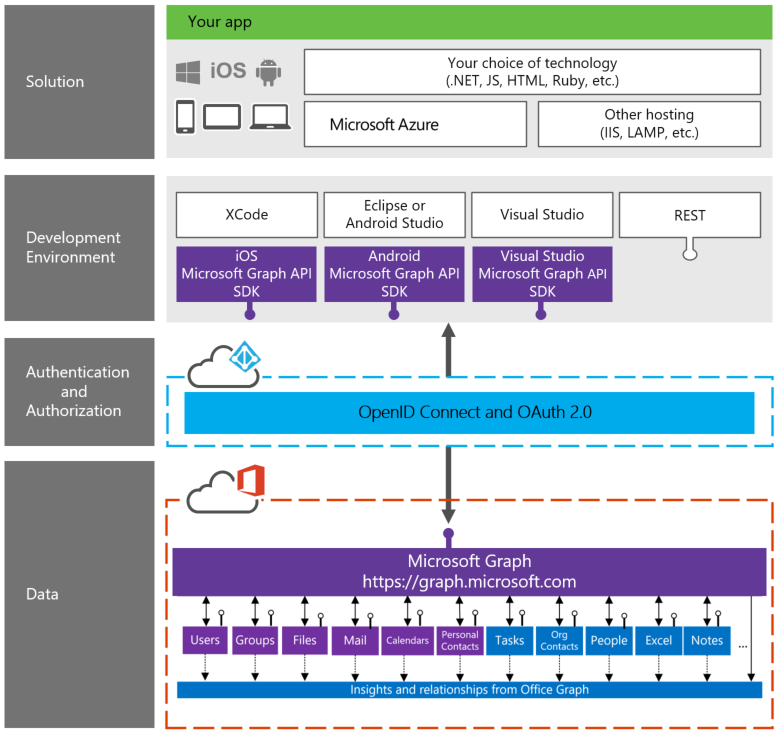 Insights into the Success of the Microsoft Graph API with