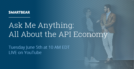 Live on YouTube - AMA: All About the API Economy