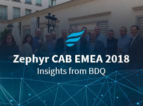 Zephyr CAB EMEA 2018
