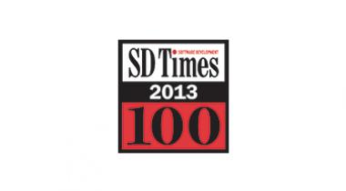 SD Times award