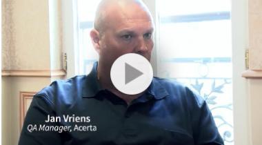 Acerta's Zephyr Testimonial